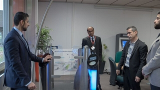 RTA Tests Automated Fare Collection Gates for Route 2020