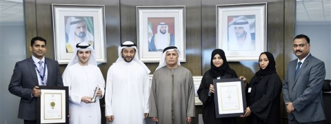 Dubai RTA Scoops Safety and Globe of Honour Awards