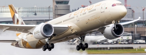 Etihad Pioneers Commercial Flight  Using UAE-made Biofuel