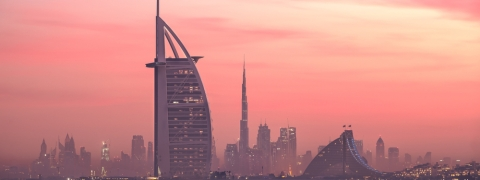 Dubai Plans Huge Infrastructure Spend