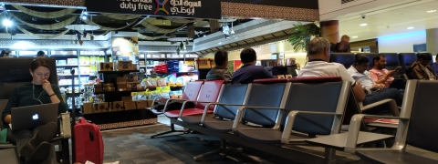 Abu Dhabi Airport Rolls Out 'Super-Fi' Connectivity