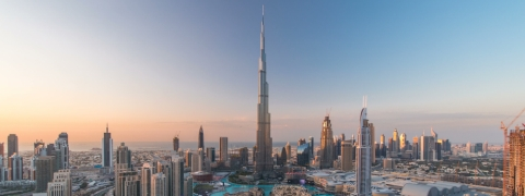 Smart Dubai & Arup Unite for New Dubai Vision