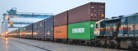 APM Terminals Increases Rail Connectivity