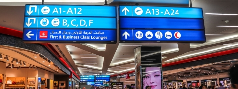 DXB Retains Title of  #1 International Airport