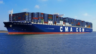 CMA CGM Unveils Ocean Alliance Day 3 Product
