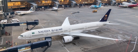 SAUDIA Achieves Record  Performance  in 2018