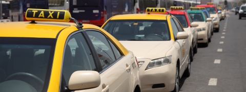 Dubai Taxi Bookings jump 17% in 2018