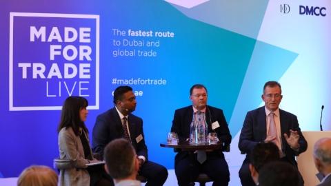DMCC 'Made for Trade Live' 2019 Roadshows Announced