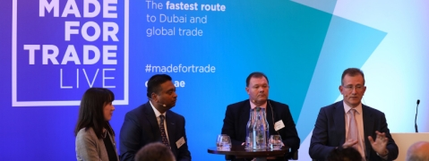 DMCC 'Made for Trade Live' 2019 Roadshows Announced