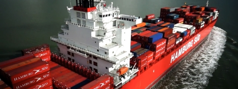 Hamburg Sud Trials  Remote Container Monitoring Platform