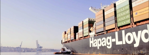 Hapag Lloyd Reports a Considerably Improved 2018