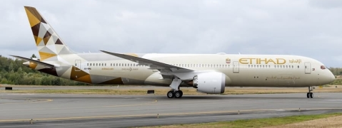 Etihad to Deploy 787 Dreamliners on All Flights to China