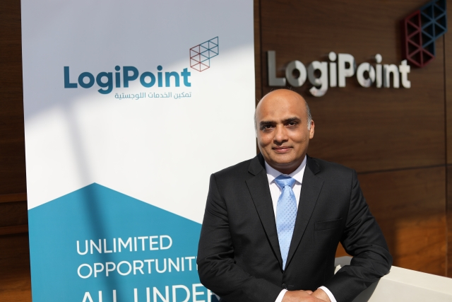 CEO of Logipoint Farooq Ahmed Sheikh