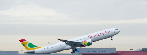 Air Senegal Receives Africa's First A330neo