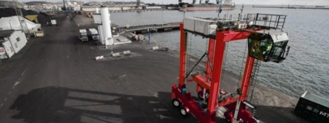Kalmar Strads Selected by DP World for Euro Terminals