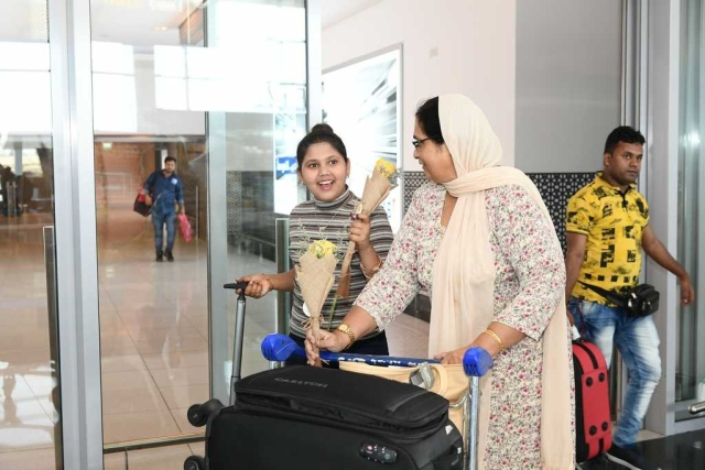 82% Passengers Happy with Experience at AUH