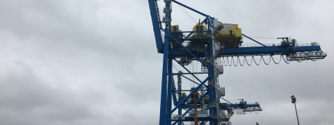 Konecranes Lifts Orders from Gulftainer, Port of Wilmington