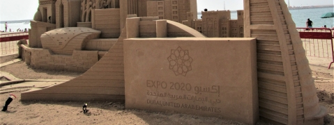 Trade,  Expo 2020 Preparations Take Centre Stage in Dubai