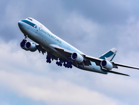 "Cathay CEO ""Confident"" Air Sector Will Grow"