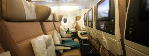 Etihad Airways Launches New Fully-Customisable Economy Experience
