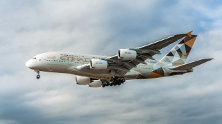 Etihad Airways Selects Amadeus Flight Management Technology