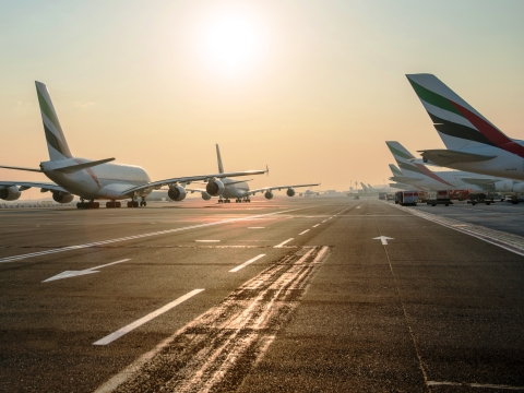 DXB and DWC 'Good to Go' for Runway Closure
