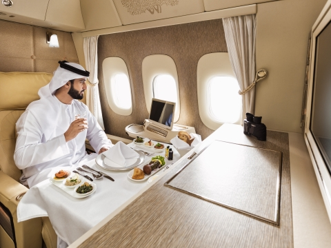 Emirates to Fly Boeing 777-300ERs to Riyadh and Kuwait