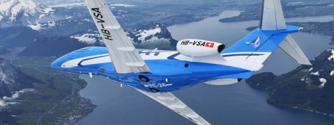 Strata and Pilatus Extend Partnership for 'Super Versatile Jet'