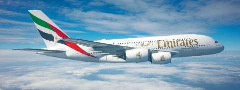 Emirates  'Stadium in the Sky' Takes Off