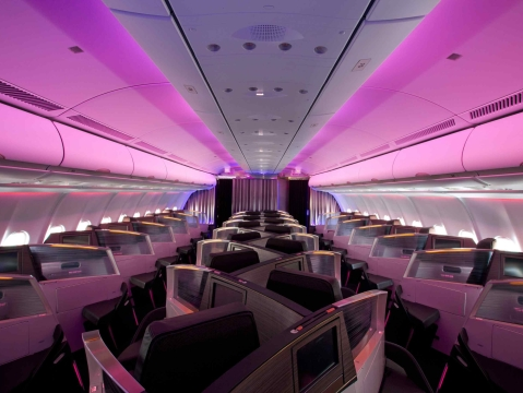 Virgin Atlantic Doubles India Services