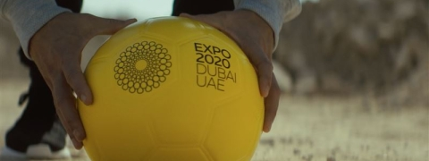Lionel Messi Stars in New Expo 2020 Video