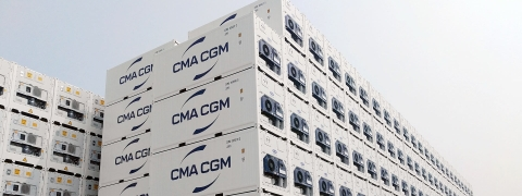 CMA CGM Launches  Reefer Pharma Division
