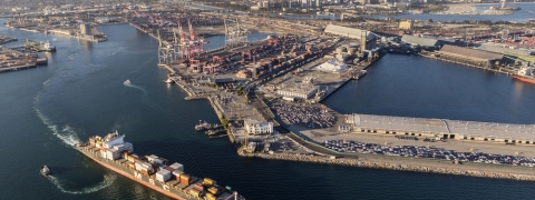 OOCL to Sell Long Beach Terminal for Whopping Fee