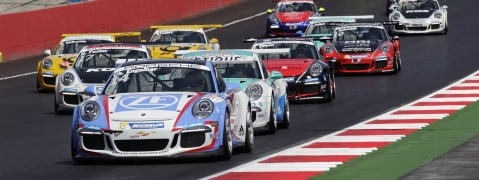 Agility Signs Porsche Carrera Cup Asia Partnership