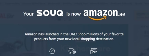 Amazon.ae Launched in the UAE