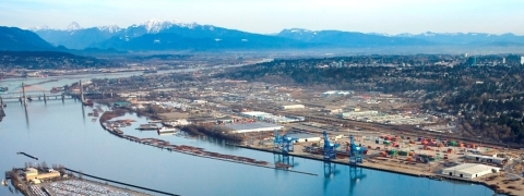 DP World Agrees to Buy  Fraser Surrey Docks