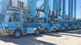 APM Terminals Algeciras Expands Tractor Fleet