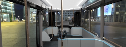Scania Takes Urban Transport to the NXT Level