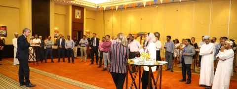 SOHAR holds Annual Herring Reception