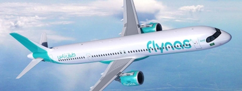 flynas Signs $2.4 Billion Deal with Airbus for 20 Aircraft