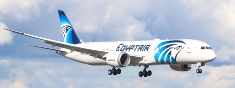 EgyptAir Begins Non-stop Cairo to Washington DC Service
