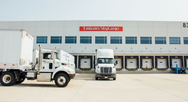 Emirates SkyCargo unveils new purpose built facility for pharma cargo in Chicago