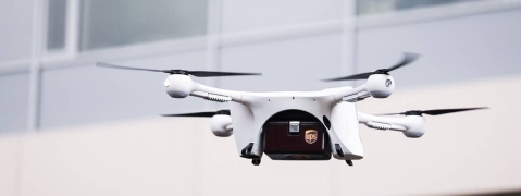 UPS Drones to Take Off by Year End