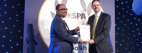 Another RoSPA Gold Award for Tristar