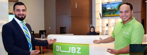 dnata's DUBZ Now Checking in Passengers  at The Dubai Mall