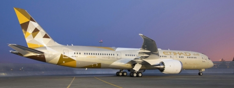 Etihad Airways Introduces Dreamliner Service to Lagos