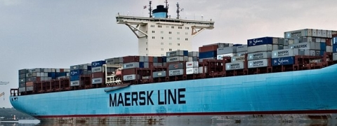 Maersk Earnings Before Tax Increase 17% in Second Quarter