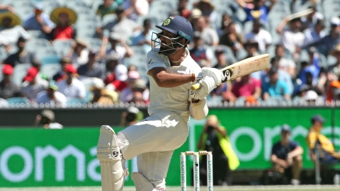 Ind Vs Aus, 3rd test, 4th day, Melbourne test