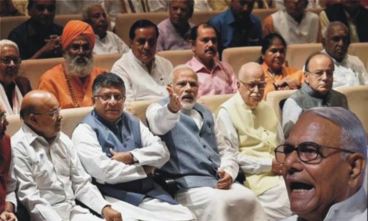 अब BJP नेता भी कर रहे हैं दावा, मोदी का दूसरी बार प्रधानमंत्री बनना मुमकिन नहीं