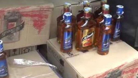 illegal liquor smuggling